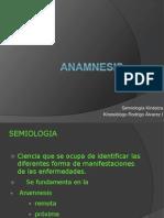 Clase 3 Anamnesis