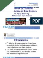 Sistema de Cableado Estrucuturado en Data Centers