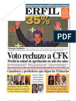 Diario Perfil 2013-08-12