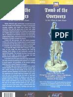AEG8303 - Tomb of the Overseers (3-5)