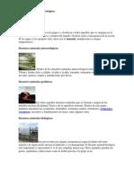 Desastres naturales hidrológicos
