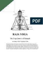 Yoga Sutra's According to Ajita
