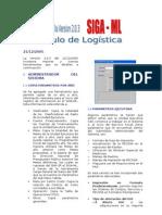 Manual Cambios V203 ML