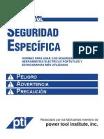 SafetyIsSpecific SPANISH