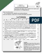 5° básico Guia-La-Colonia