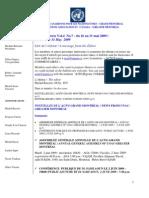 ACNUExpress Vol.4 No.7 - Du 16 Au 31 Mai 2009