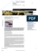 Contaminacion Acustica, WASTE, Magazine
