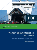 Western Balkan integration and the EU