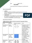 Unit 2 Mod 1 Polymers