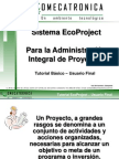 Tutorial Project Manager