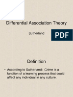 Differential Association Theory[2]