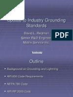 Grounding Standards