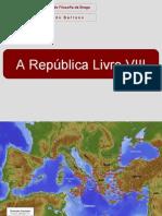 Republica de Platão Livro VIII