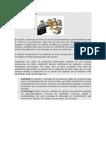 BALANCEO DE LÍNEA. descripción