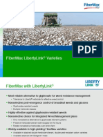 Fibermax Cotton - 2012 LibertyLink Varieties