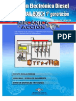 Inyección Electrónica Diesel Common Rail Bosch1