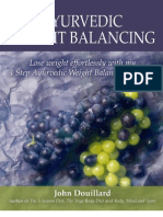 Ayurvedi Weight Balancing