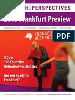 Frankfurt Book Fair 2013 Preview