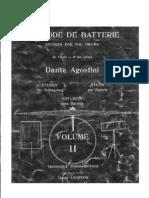 [DRUM] Dante Agostini - Metodo Per Batteria N 2