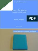 Edutec - Bloco de Notas