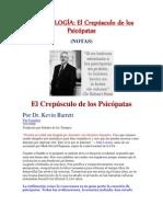 PONEROLOGÍA- El Crepúsculo de los Psicópatas.docx
