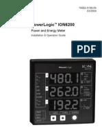 Manual Ion 6200