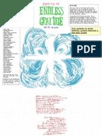 FoEG 2009 Program