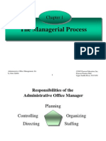 INTRO TO ADMIN MANAGEMENT