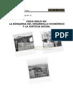 Chile Siglo Xx Ejercicio