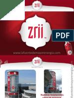 Presentación Zrii