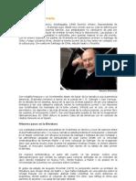 Biografía Antonio Skármeta