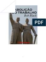 Bob Black - A Abolição do Trabalho