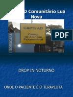CAPS AD Comunit%E1rio Lua Nova - Cora%E7%E3o, Cocaina e Outras Drogas