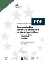 Segmentacion Urbana Educacion AL