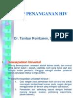 Protap Penanganan Hiv