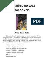Arthur Conan Doyle - O Mistério Do Vale Boscombe
