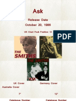 The Smiths Ask Single Information