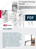 Earnings Results Presentation - 2Q13