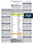 Natomas Unified School District Calendar 2013-14