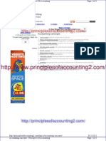 Accounting Concepts - Principles of Accounting