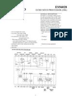ES56028 Data Sheets
