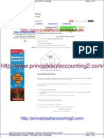 Departmental Accounts - Principles of Accounting