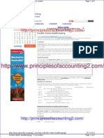 Double Entry Bookkeeping - T-Accounts