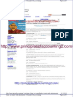 Final Accounts With Adjustments - Principles of Accounting