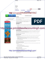 Partnership - Principles of Accounting