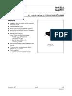 M48Z12 Data Sheets