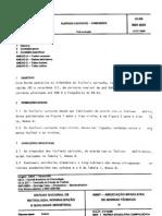 NBR 06.254 - 1988 - Fusíveis cartucho - Dimensões