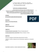 Didactica de Las Ciencias Naturales 2013