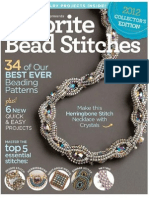 BW - Favorite Bead Stitches 2012