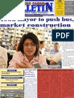 Bulletin July 23-29, 2013